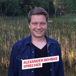 Alexander Behnke Sprecher Grüne Jugend