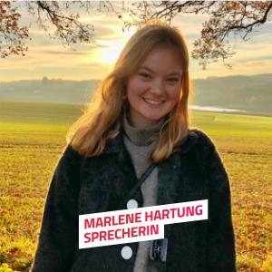 Marlene Hartung Sprecherin Grüne Jugend Augsburg